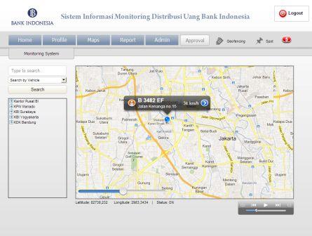 Rancangan Sistem Informasi Monitoring Distribusi Uang Bank